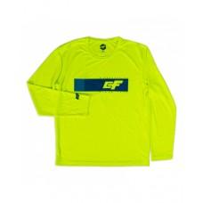 Футболка с длинным рукавом Visible LS Green