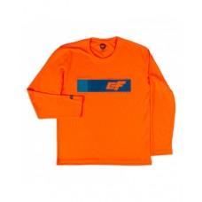 Футболка с длинным рукавом Visible LS Orange